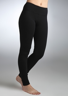 Hard Tail + Flat Waist Ankle Yoga Leggings
