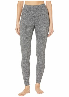Hard Tail High-Rise Ankle Leggings