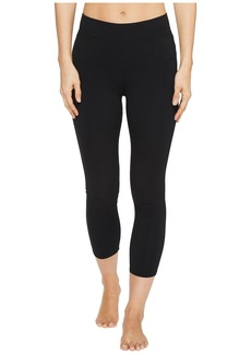 Hard Tail High-Rise Capri Leggings