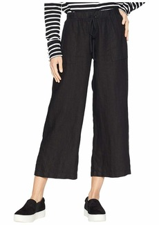 Hard Tail High-Rise Pull-on Crop Pants