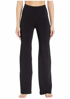 Hard Tail High-Rise Wide Flare Pants