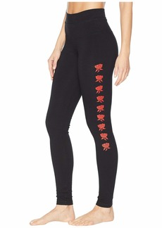 Hard Tail High-Waist Ankle Leggings