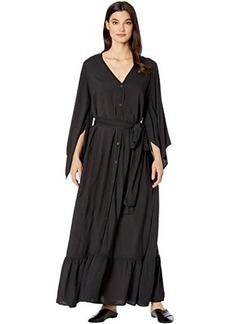 Hard Tail Kimono Dress