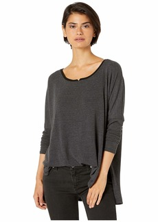 Hard Tail Shirttail Notch Front Tee
