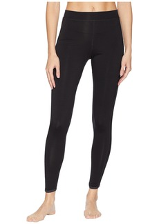 Hard Tail Side Stripe Ankle Leggings