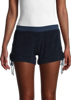 Hard Tail Side-Tie Track Shorts