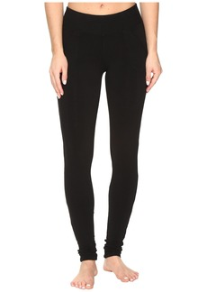 Hard Tail Slash Pocket Leggings