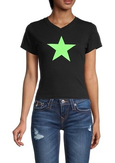 Hard Tail Star Graphic Baby T-Shirt