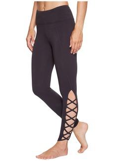 Hard Tail X-Side Ankle Leggings