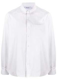 Harmony Celestin pocket shirt