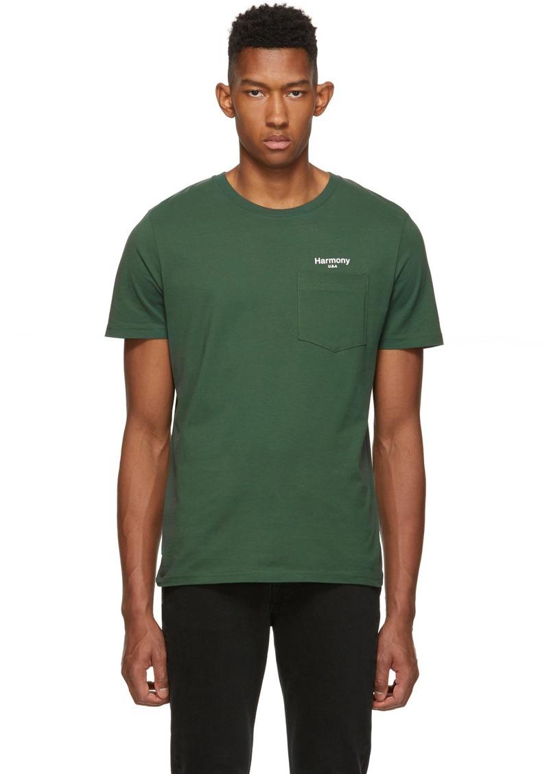 Harmony Green 'USA' Teddy T-Shirt