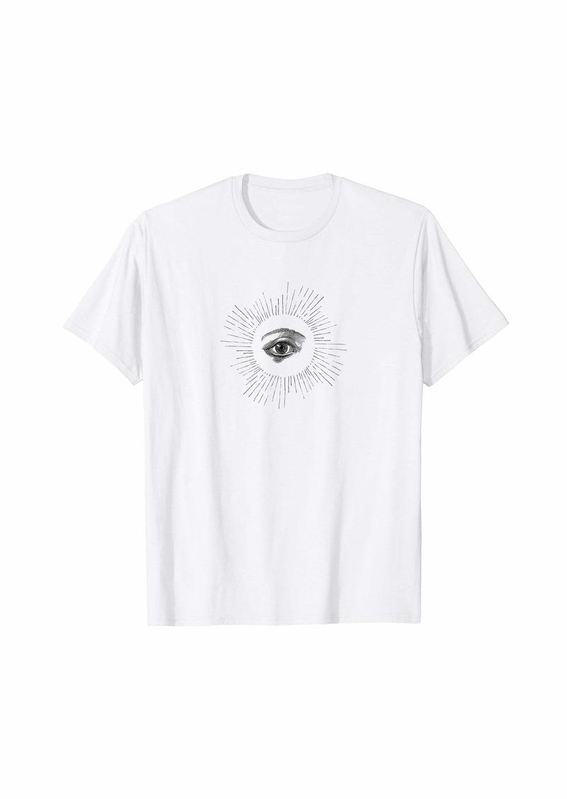 Mind's Eye - Designed by Harmony Shop - Custom T-Shirt
