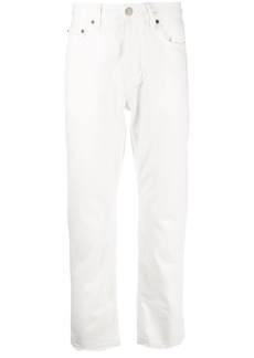 Harmony organic cotton cropped jeans