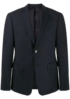 Harmony single-breasted fitted blazer