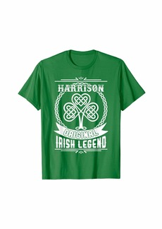 HARRISON original irish legend st patricks day T-Shirt