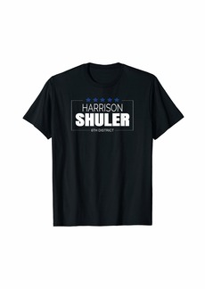 Harrison Shuler South Carolina 6th Sixth District Congressma T-Shirt