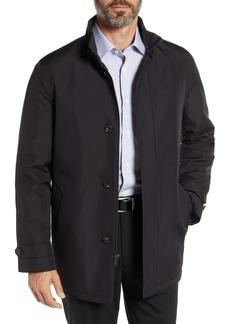 Hart Schaffner Marx Grant Classic Fit Rain Coat