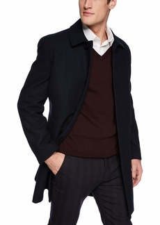 Hart Schaffner Marx (HARKD) Men's Wool Blend Coat  R