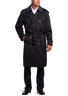 Hart Schaffner Marx Men's Burnett Trench Coat   Regular