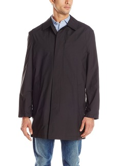 Hart Schaffner Marx Men's Featherlite 36 Inch Fly Front Coat