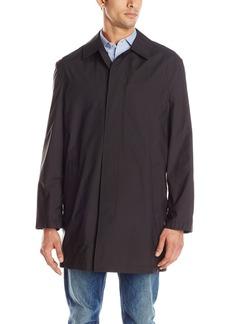 Hart Schaffner Marx Men's Featherlite 36 Inch Fly Front Coat