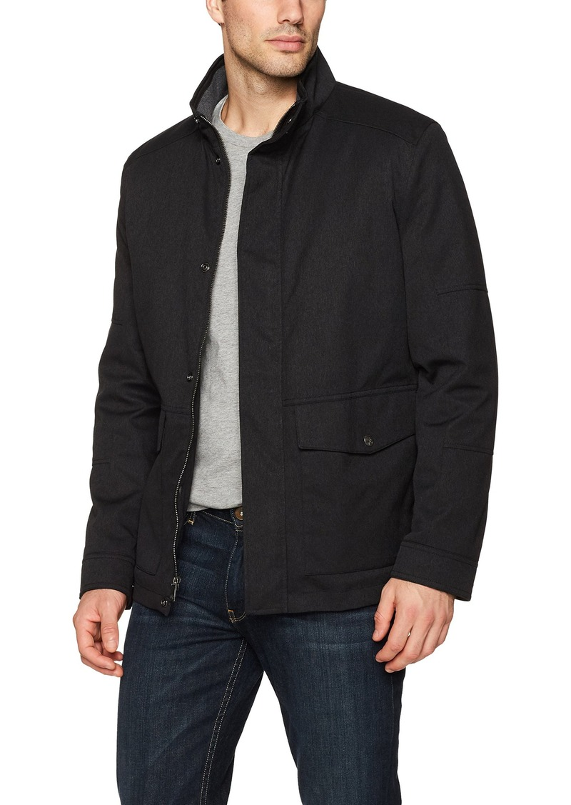Hart Schaffner Marx Men's Hendricks Field Jacket charcoal XL