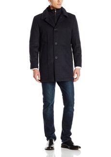 Hart Schaffner Marx Men's Mcquade Wool Coat
