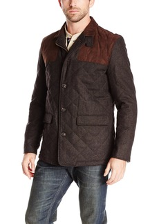 Hart Schaffner Marx Men's Stallworth Quilted Shooting Jacket