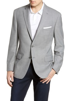 Hart Schaffner Marx New York Fit Solid Wool Blazer