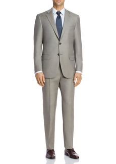 Hart Schaffner Marx New York Solid Classic Fit Suit