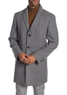 Hart Schaffner Marx Whitehall Herringbone Coat