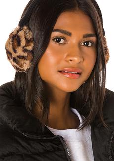 Hat Attack Faux Fur Earmuffs
