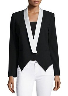 Haute Hippie Boy Two-Tone Blazer