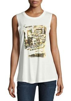 Haute Hippie Haight Ashbury Muscle Tank