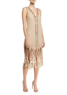 Haute Hippie Love and Other Disasters Car Wash Dress