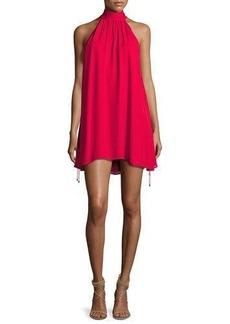 Haute Hippie Morrison Sleeveless Silk Dress