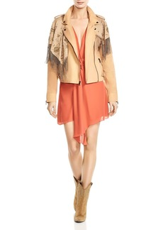 Haute Hippie Oakridge Moto Jacket