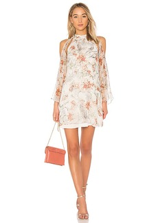 Haute Hippie Paradise Dress in Ivory. - size 0 (also in 2,4,6)