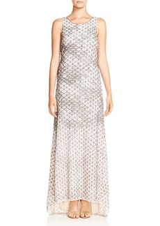 Haute Hippie Quest Embellished Gown