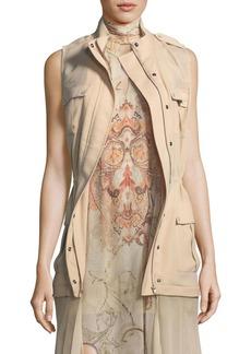 Haute Hippie Revenge Cargo Vest