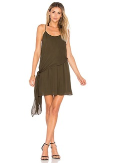 Haute Hippie The Laurel Canyon Dress in Green. - size M (also in S,XS)