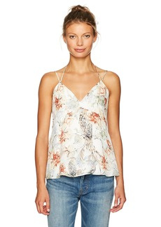 Haute Hippie Women's Eden Slip Cami Light Side of The Phoenix XS