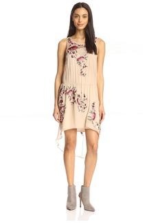 Haute Hippie Women's Embroidered Dress  XS