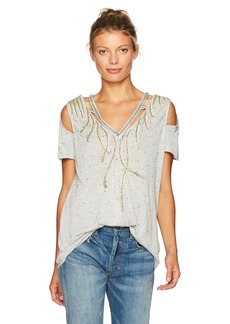 Haute Hippie Women's Fly High Tee  XS