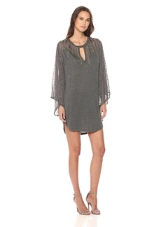 Haute Hippie Women's Halo T Sleeve Dress