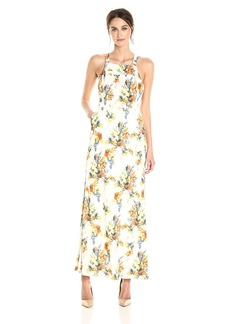 Haute Hippie Women's Overall Gown minisummer Garden