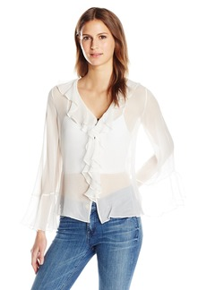 Haute Hippie Women's Romeo + Juliet Blouse  S