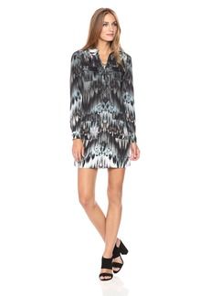Haute Hippie Women's She Too Will Rise Dress Dark Side of The Phoenix