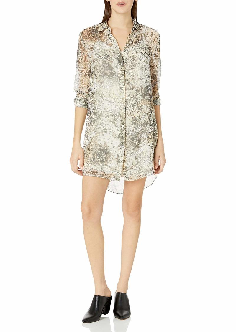 Haute Hippie Women's Shirt Dress  S