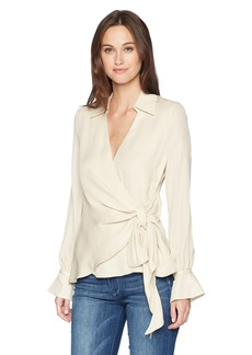 Haute Hippie Women's Stagecoach Blouse  Extra Small